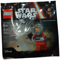 LEGO Star Wars Minifigur - Rebel A-wing Pilot (2016)...
