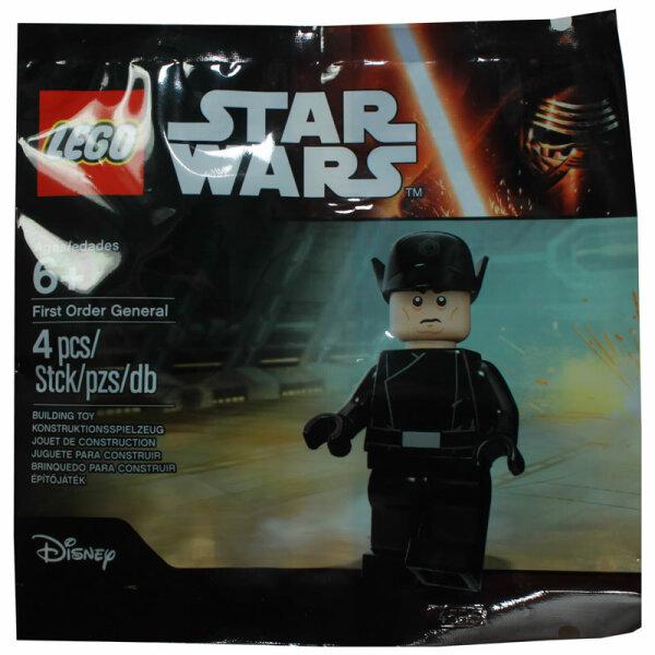 LEGO Star Wars Minifigur - First Order General (2016) Original im Polybag