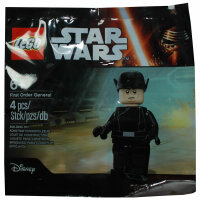 LEGO Star Wars Minifigur - First Order General (2016)...