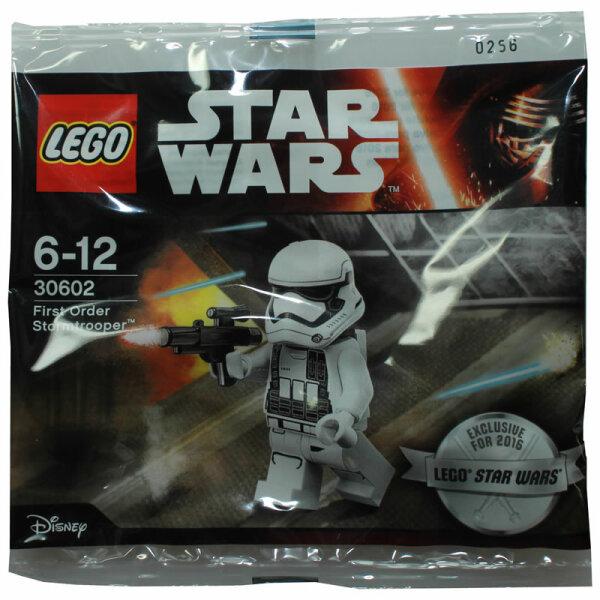 LEGO Star Wars Minifigur - First Order Stormtrooper (2016)