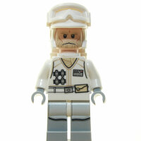 LEGO Star Wars Minifigur - Hoth Rebel Trooper 3 (2016)