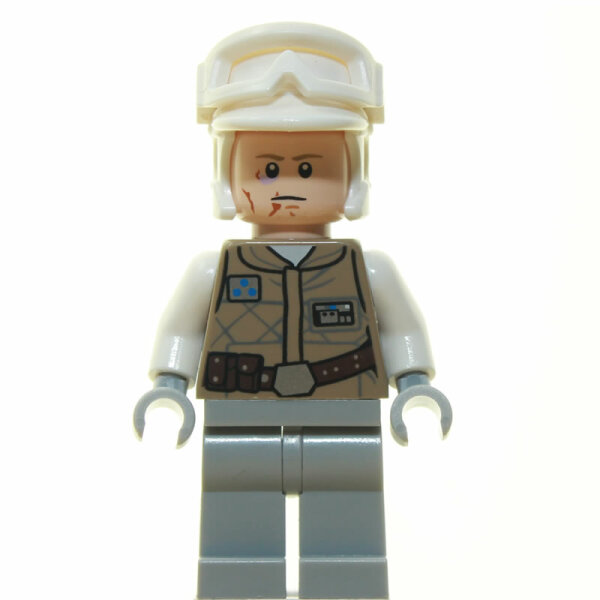 LEGO Star Wars Minifigur - Luke Skywalker (2016)
