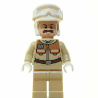 LEGO Star Wars Minifigur - Rebel Officer (2016)