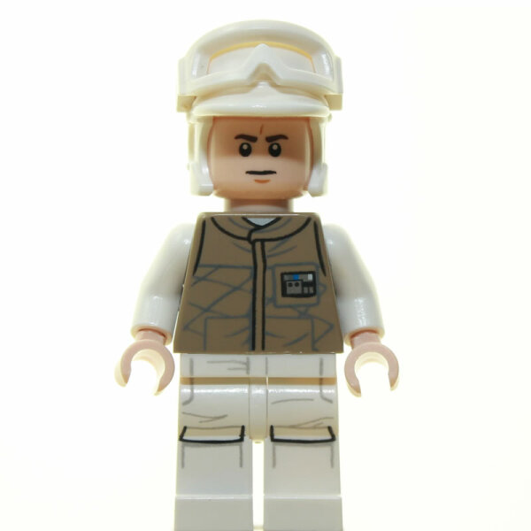 LEGO Star Wars Minifigur - Hoth Rebel Trooper Tan 1 (2016)
