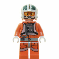 LEGO Star Wars Minifigur - Wedge Antilles (2016)