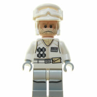 LEGO Star Wars Minifigur - Hoth Rebel Trooper 4 (2016)