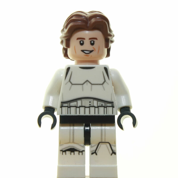LEGO Star Wars Minifigur - Han Solo - Stormtrooper Outfit (2016)