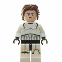 LEGO Star Wars Minifigur - Han Solo - Stormtrooper Outfit...