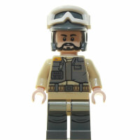 LEGO Star Wars Minifigur - Rogue One Rebel Trooper 1 (2017)