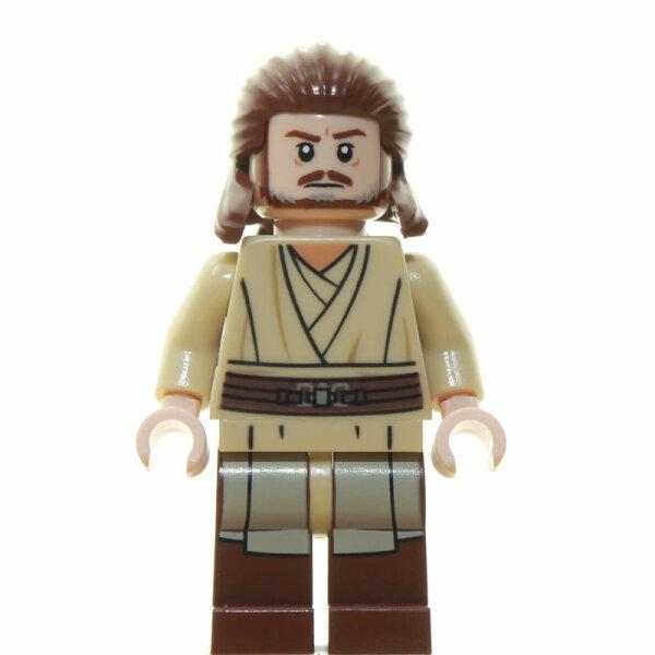 LEGO Minifiguren Lego Star Wars Figur Qui Gon Jinn
