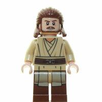 LEGO Star Wars Minifigur - Qui-Gon Jinn (2017)