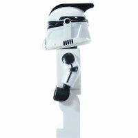 Custom Minifigur - Clone Trooper Phase 1, schwarz