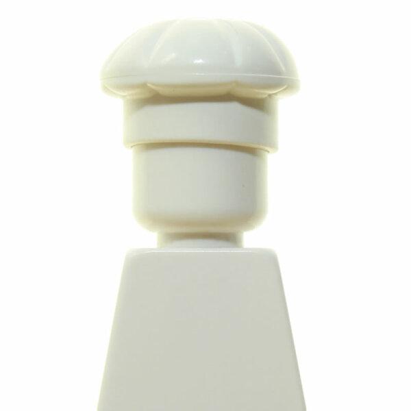 LEGO Mütze, Kochmütze, weiß