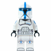 Custom Minifigur - Clone Trooper Phase 1, blau