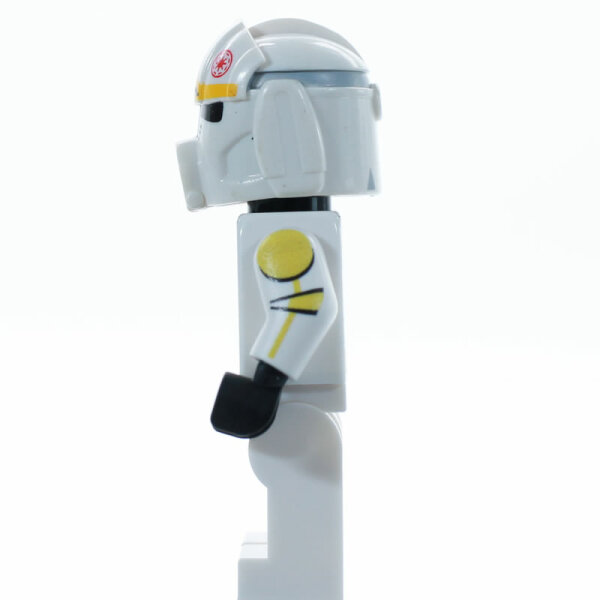 Custom Minifigur - Clone Trooper Pilot Yellow