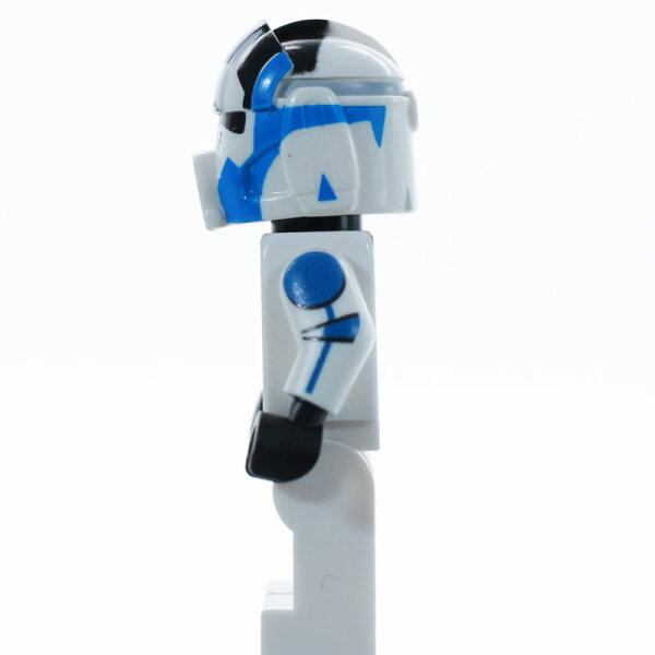 Custom Minifigur - Clone Trooper Pilot Hatchet