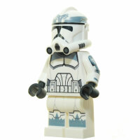 Custom Minifigur - Clone Trooper Wolfpack, 104th