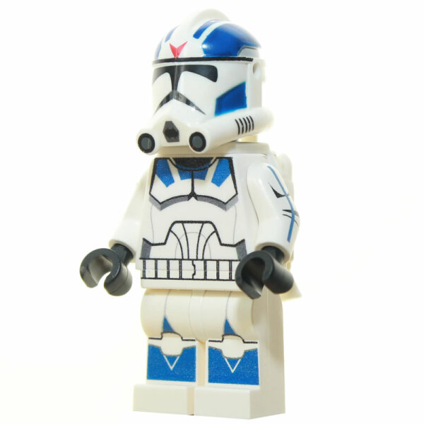 Custom Minifigur - Clone Trooper Rocket, Jetpack