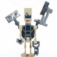 LEGO Star Wars Minifigur - EV-A4-D (2010), mit Stickern