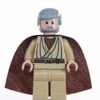LEGO Star Wars Minifigur - Obi-Wan Kenobi, Episode 4 (2009)