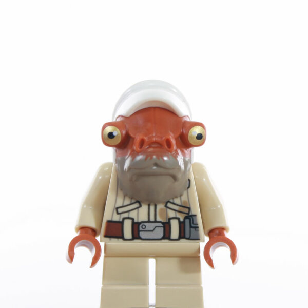 LEGO Star Wars Minifigur - Quarrie (2017)