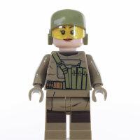 LEGO Star Wars Minifigur - Resistance Trooper, weiblich...