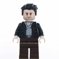 LEGO Star Wars Minifigur - Captain Poe Dameron (2017)