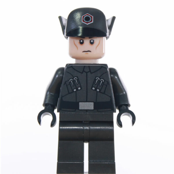 LEGO Star Wars Minifigur - First Order Officer (2017)