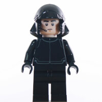 LEGO Star Wars Minifigur - First Order Shuttle Pilot (2017)