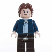 LEGO Star Wars Minifigur - Han Solo, Young (75192)