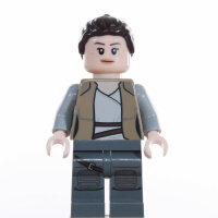LEGO Star Wars Minifigur - Rey (2018)