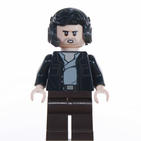 LEGO Star Wars Minifigur - Captain Poe Dameron (2018)