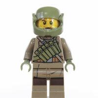 LEGO Star Wars Minifigur - Resistance Trooper, Hoodie (2018)