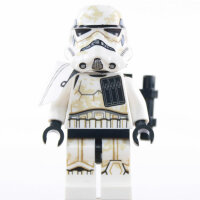 LEGO Star Wars Minifigur - Sandtrooper, white Pauldron...
