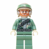 LEGO Star Wars Minifigur - Endor Rebel Commando (2013)
