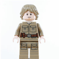 LEGO Star Wars Minifigur - Luke Skywalker, Cloud City...