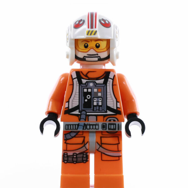 LEGO Star Wars Minifigur - Luke Skywalker, Pilot (2019)