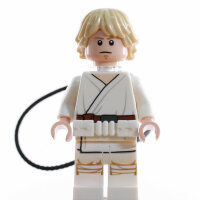 LEGO Star Wars Minifigur - Luke Skywalker mit Enterhaken...