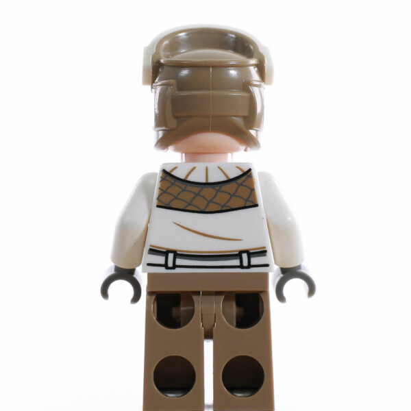 LEGO Star Wars Minifigur - Hoth Rebel Trooper, weiße Uniform (2019)