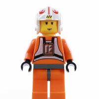 LEGO Star Wars Minifigur - Luke Skywalker, Pilot, 20th...