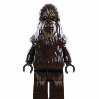 LEGO Star Wars Minifigur - Wookiee Warrior (2019)