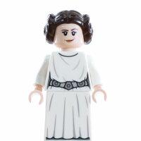 LEGO Star Wars Minifigur - Princess Leia, weißes...