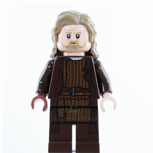 LEGO Star Wars Minifigur - Luke Skywalker, alt (2019)
