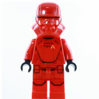 LEGO Star Wars Minifigur - Sith Trooper, Jet (2020)