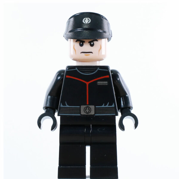 LEGO Star Wars Minifigur - First Order Officer (2020)