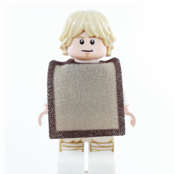 LEGO Star Wars Minifigur -Luke Skywalker, Poncho (2020)