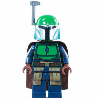 LEGO Star Wars Minifigur - Mandalorian Tribe Warrior,...