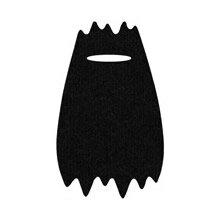 Custom Umhang, Hunne für Minifigur, schwarz