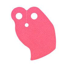 Custom Helden-Umhang für Minifigur, pink
