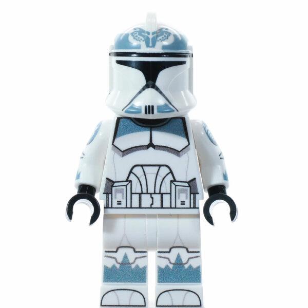 Custom Minifigur - Clone Trooper Phase 1, Wolfpack